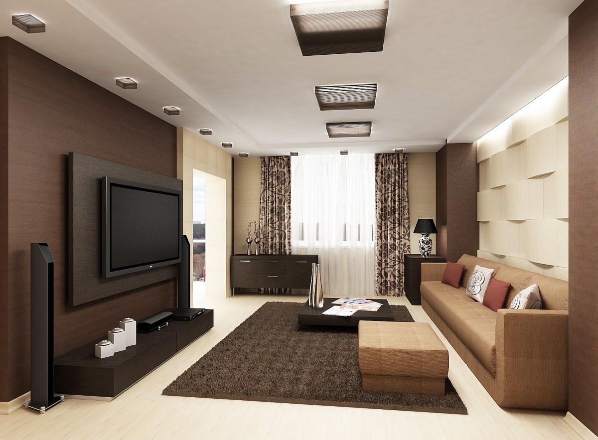 Дизайн готовый квартиры