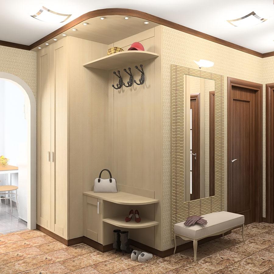 Дизайны интерьеров квартир фото 2 комнатные