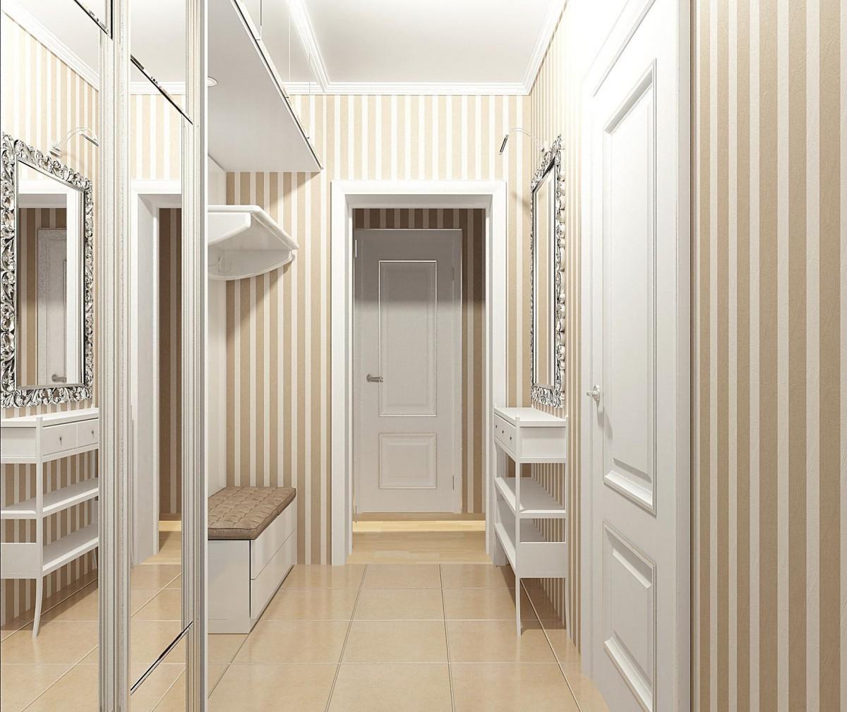 Дизайн двухкомнатной квартиры панельный дом